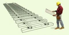 Проектирование железнодорожных путей