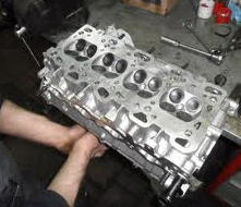 Ремонт двигателей внутреннего сгорания.