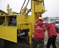 Инженерно-геологические изыскания,Услуги