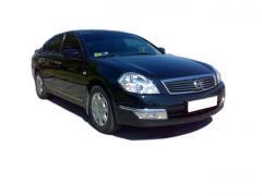 Rent of Nissan Teana