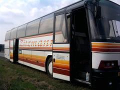 Перевезення автобусні міжміські