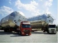 Перевозки от 1 до 35 тонн машинами от Газели до Еврофур, сопровождение грузов, различных размеров и объемов — по Черкассах, Украине, СНГ, Европе, Азии. Охрана грузов. Грузоперевозка негабаритных и опасных грузов, логистические услуги