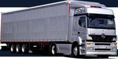 International road haulage