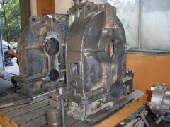 Ремонт и восстановление крупногабаритных узлов и агрегатов