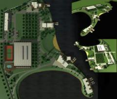 Design of recreation facilities