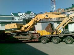 Rent sale of the caterpillar CAT 325 excavator