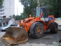 Rent sale of the FIAT-HITACHI wheel loader