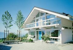"""Проектирование домов. Украина. Проектирование и строительство индивидуального жилья """"под ключ"""". Коттеджи по технологии «фахверк»."""