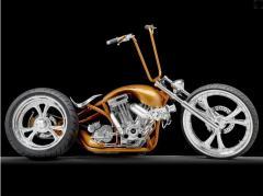 Тюнинг ретро-мотоциклов