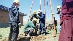 حفر الآبار الارتوازية
