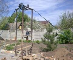 Бурение скважин для питьевой воды в Донецкой области