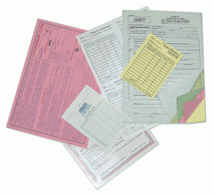 Forms of documents
