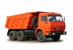Грузоперевозки сыпучих и твердых грузов
