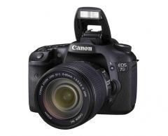 Ремонт фотоаппарата Canon EOS 7D