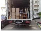 Transportation of personal belongings across