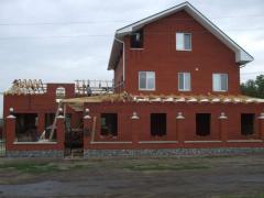 Warming of houses polyurethane foam