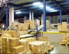 Маркування й підготовка вантажів