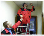 Монтаж пожарных систем.