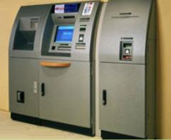 Installation, dismantle of ATMs