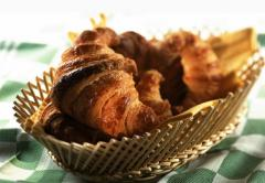 Croissants wholesale. All products are certified,