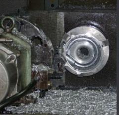 Реставрация роторов воздушных и газовых турбокомпрессоров