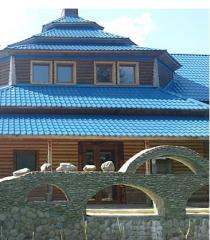 Отель-ресторан возле горнолыжного курорта Подобовец (Латирка, Воловец, Закарпатье).