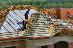 Construção dos telhados