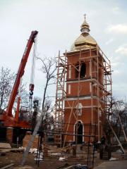 Проектирование церковных и храмовых куполов