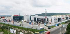 Региональные торговые центры