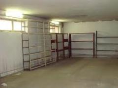 Bail des halles de stockage