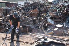 Демонтаж металлоконструкций в Украине. Резка