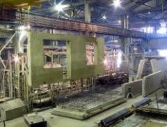 Строительство шахт и заводов