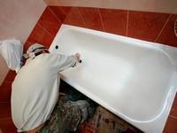 Реставрация ванн акриловым вкладышем, Алчевск, Украина