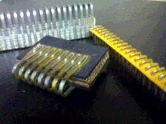 Connector demountable R83 SS type