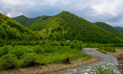 Active recreation Carpathians
