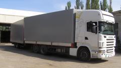 Пошив тентов на грузовые автомобили