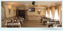 Ресторан в гостинице, услуги ресторана в гостинице г. Сумы