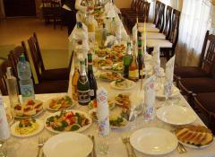 Новогоднее оформление ресторанов, гостиниц, кафе