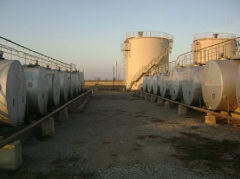 Services of oil depots