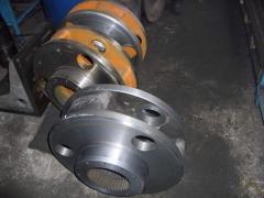 Капитальный ремонт водило первого ряда БелАЗ