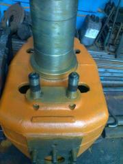 Capital repairs of a fist rotary BelAZ