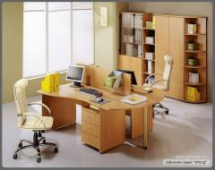 Утилизация отработанной офисной мебели