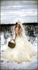 Пошив фаты от компании Svetlana Voroschuk....