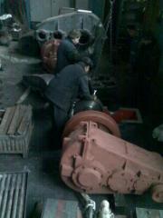 Repair of common industrial reducers