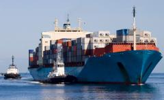 Cargo transportation water transpor