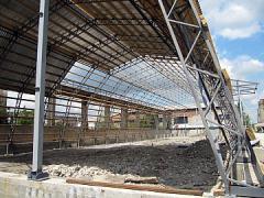 Проектирование ангаров, складов различных размеров, различного целевого назначения и различной степени сложности.