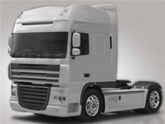 Стоянка грузовых автомобилей