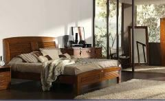 Furniture set for a bedroom in sea style