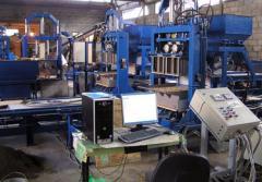 Repair and service of vibrating presses