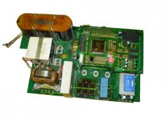 Repairs of semiconductor converters of foreign and